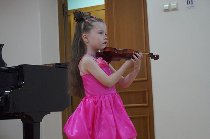 концерт маленьких музыкантов
